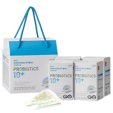 Probiotics 10+ Plus